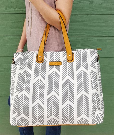 Gray Arrows Weekender Tote Bag 25 best ideas about travel tote on travel