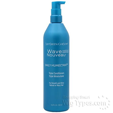 how to care for wave nouveau hair wave nouveau daily humectant triple conditioners triple