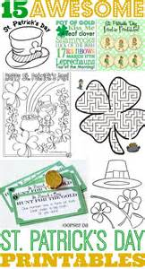 15 awesome st s day free printables for