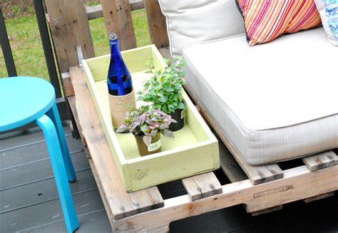 arredare giardino con bancali 5 idee creative per arredare il giardino con i pallet