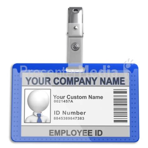 powerpoint id card template identification clipart clipart panda free clipart images
