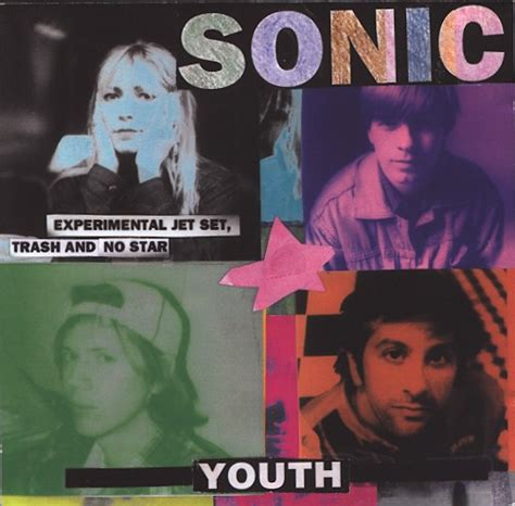 Cd Sonic Youth sonicyouth discography album experimental jet set trash and no