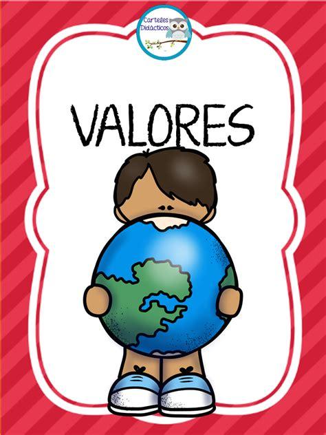 imagenes educativas de valores tarjetas valores 1 imagenes educativas