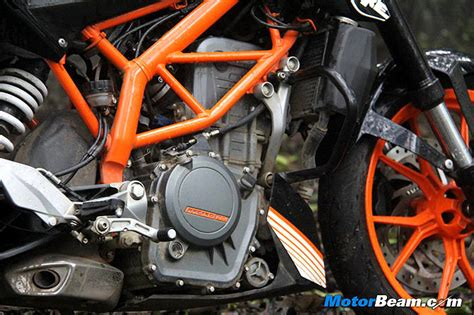 Ktm Duke 390 Engine Bike Review Ktm Duke 390 Is A Pocket Mein Rocket