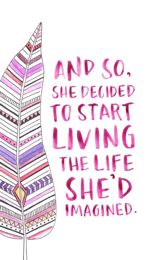 So Shes Not by And So She Decided To Start Living The She D