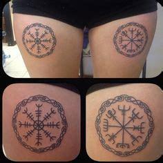 compass tattoo erweitern legenden wikinger runen and runen on pinterest