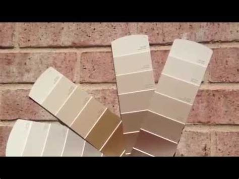 exterior paint sle colors pink brick