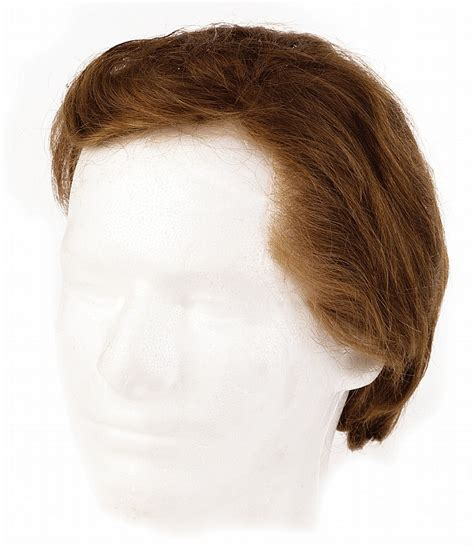 capt kirk hair william shatner captain kirk wig from star trek the origi