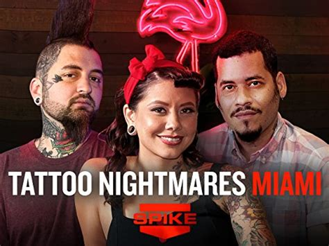 tattoo nightmares venice tattoo nightmares miami tv series 2014 imdb