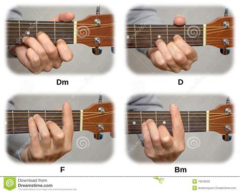 Guitar Chords Hands