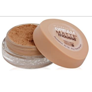 Maybelline Matte Mousse Foundation maybelline new york matte mousse foundation reviews