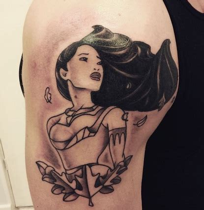 pocahontas tattoos pocahontas tattoos designs ideas and meaning tattoos
