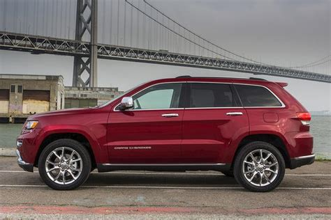 Difference Between Jeep And Suv 2015 Jeep Grand Vs 2015 Dodge Durango What S