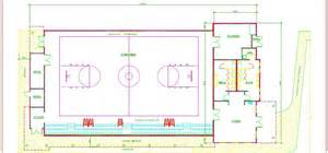 Basketball Gym Floor Plans by Bruce Hart Fieldbrook Community Gymnasium Fundraising To
