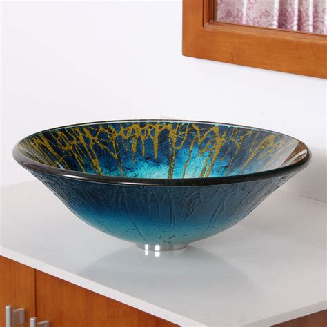 glass bathroom sink bowls small glass sinks for bathroom creative bathroom decoration