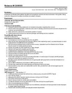 Pension Administrator Sle Resume by Senior Pension Administrator Resume Exle Ingham Retirement Miami Florida