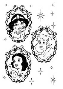 coloring pictures princess free coloring pages of disney baby princesses