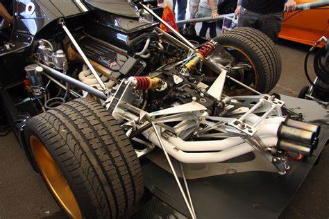 pagani zonda engine most peculiar suspensions page 3 f1technical net