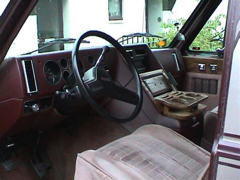 Chevy G20 Interior by 1990 Chevrolet Chevy Pictures Cargurus