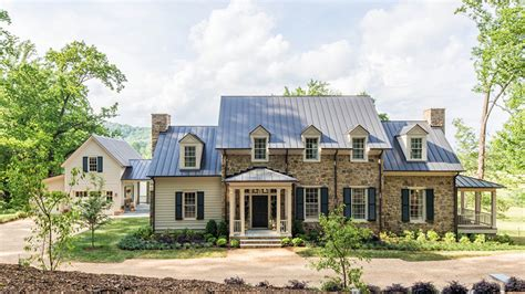 fox hill southern living house plans
