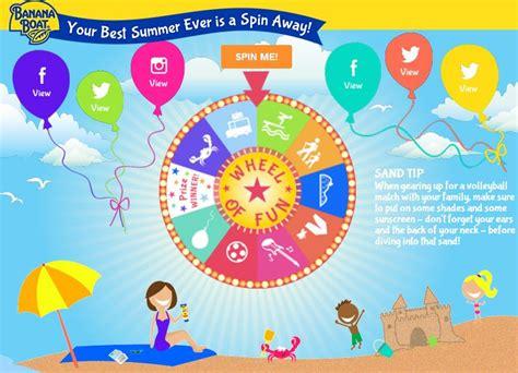 Best Instant Win Games - banana boat best summer ever instant win game over 1 200 winners 171 dustinnikki