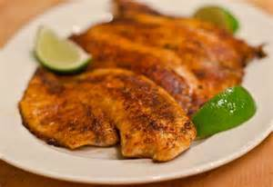 spicy baked tilapia