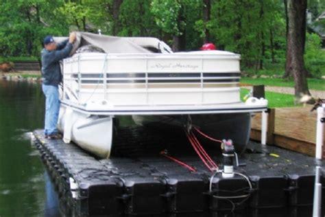 air boat lift parts pontoon boat lifts pontoon floating docks