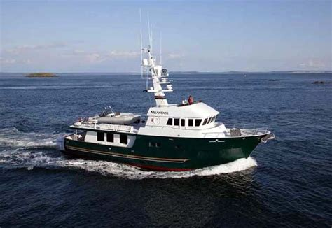 old boats for sale san diego meander for sale 81 northern marine expedition yacht