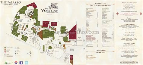 layout of venetian hotel las vegas las vegas casino property maps and floor plans