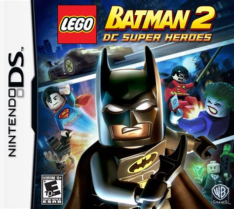 emuparadise lego batman lego batman 2 dc super heroes u rom