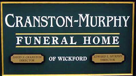 cranston murphy funeral home kingstown rhode island