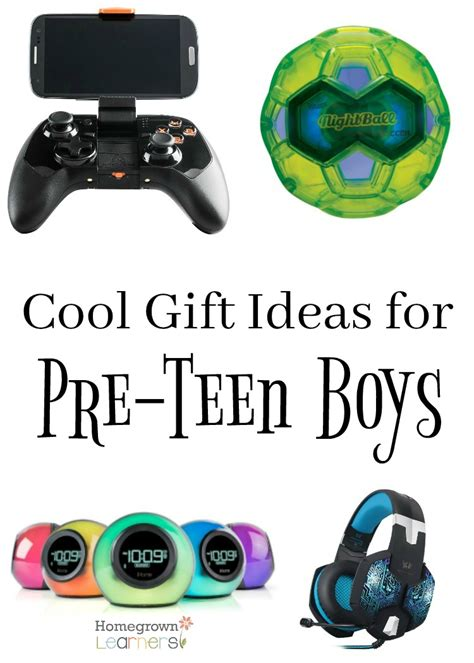 coolchristmas ideas boys 12 cool gift ideas for pre boys homegrown learners