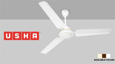Top 5 Ceiling Fans In India 2018 - top 10 best usha ceiling fan in india reviews price list