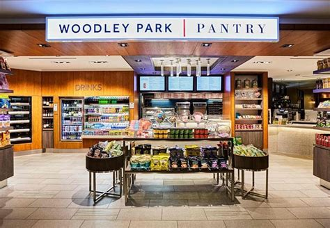 Park Pantry by Onde Se Hospedar Em Washington Dc Marriott Wardman Park