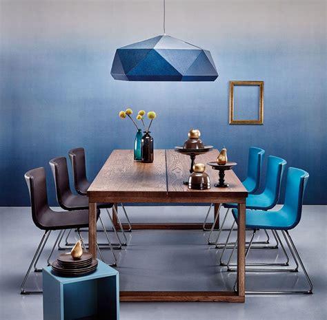 Ikea Essplatz by Modernes Esszimmer Mit Blauen Farbelementen Ikea