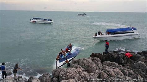 speedboot unfall phuket zwei tote und f 252 nf vermisste bei speedbootunfall auf ko