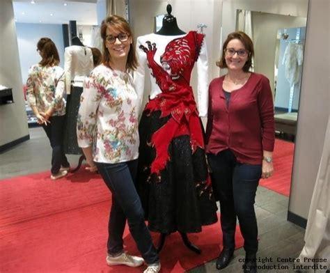 La Robe Civray - centre presse une robe au rugissant