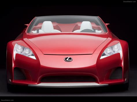 lexus lfa concept lexus lfa roadster concept car images car picture