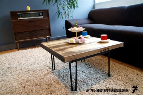 Hairpin Leg Coffee Table Hairpin Coffee Table
