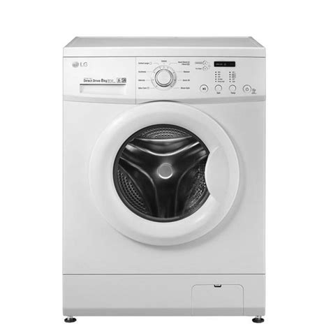 Mesin Cuci Laundry jual mesin cuci front loading lg 8 kg f 8008nmcw harga