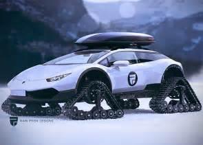 That Can Get You A Lamborghini When Lamborghini Huracan Meets Tank You Get This Awesome