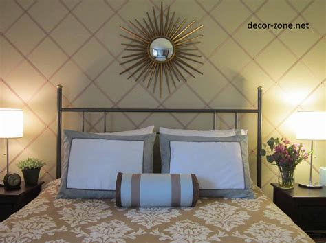 bed wall decor wall decor ideas for the master bedroom
