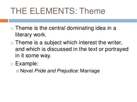 themes in prose literature 1st group haji elvi introduction of prose and the