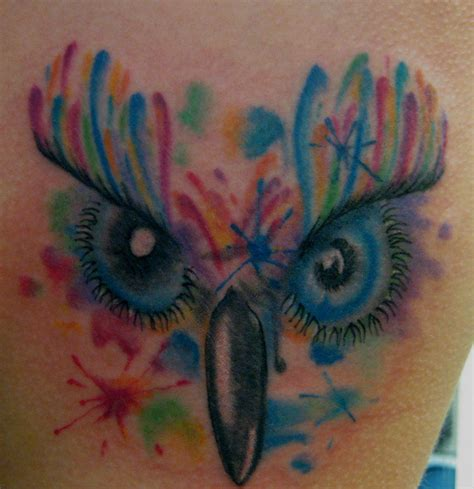 abstract owl tattoo abstract owl by tatshuka on deviantart