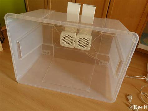 Kleinteile Lackieren Anleitung by Airbrush Baubericht Airbrush Kabine Aus Plastikbox