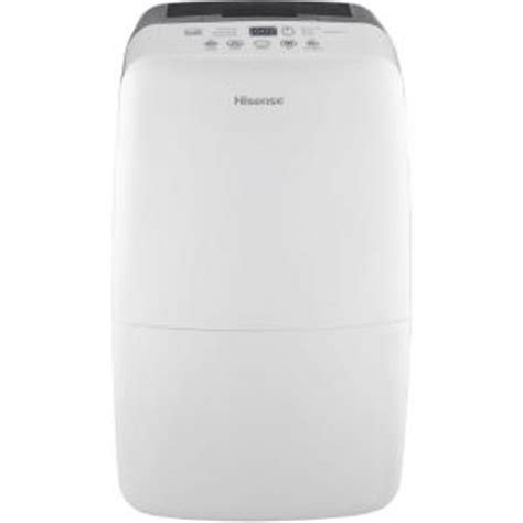 hisense 70 pint 2 speed dehumidifier with built in dh