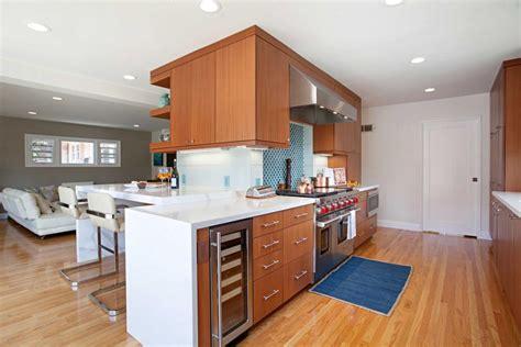 mid century modern kitchen design rooms viewer hgtv