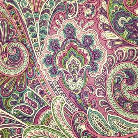 gypsy pattern tumblr bohemian tzigane paisley medallions ornamental pinterest