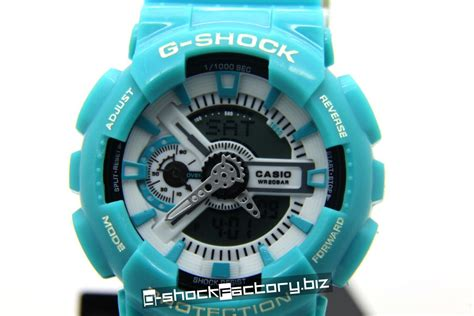 G Shock Ga 110 g shock ga 110 teal blue by www g shockfactory