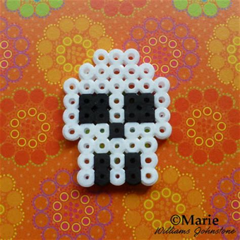 Cool Drink Coasters by Halloween Perler Bead Patterns And Ideas